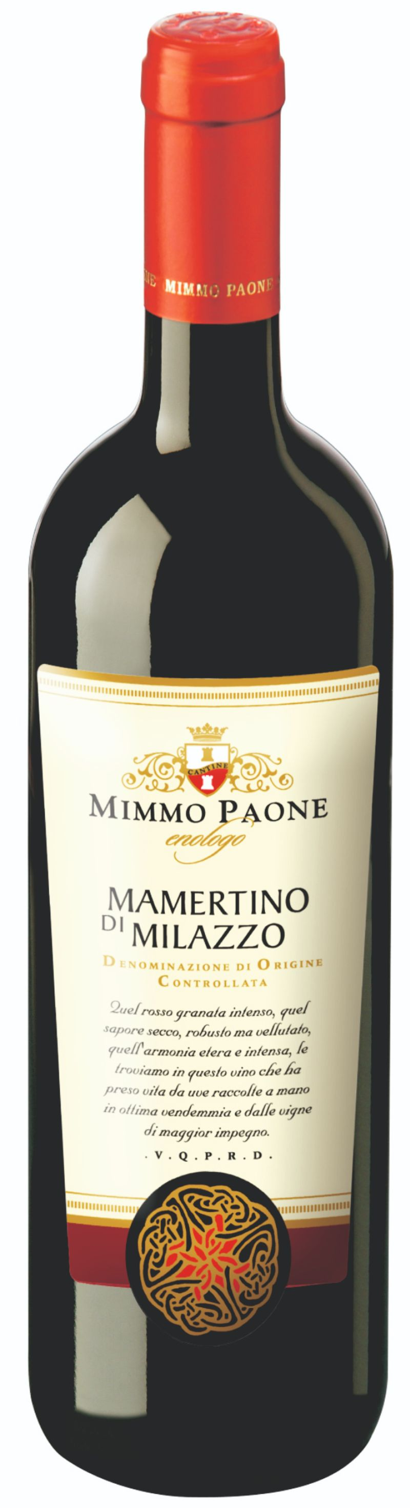 Mamertino-Rosso-Doc